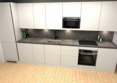 High-Rise Kitchen – Lower Range 2