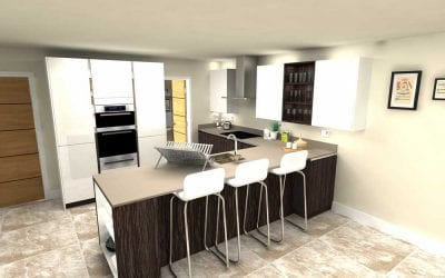 High-Rise Kitchen – Mid-Range