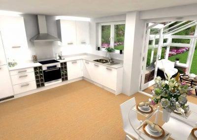 House Builder Kitchen – Lower Range