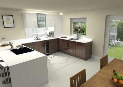 House Builder Kitchen – Mid-Range 2